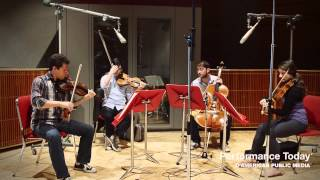 The Dover Quartet: Beethoven