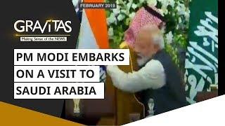 Gravitas: PM Modi Embarks On A Visit To Saudi Arabia