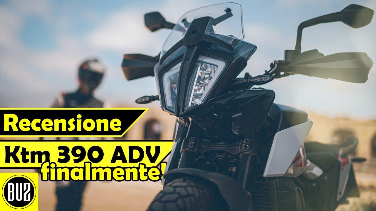 RECENSIONE KTM 390 ADVENTURE: la mini MAXI-ENDURO