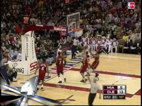 Top 10 LeBron James Plays of the 2009 Season