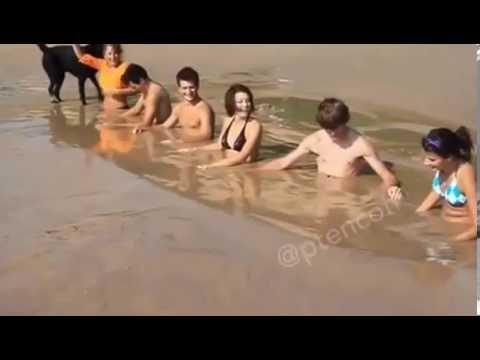 Чем можно заняться с друзьями на пляж