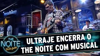 "The Noite (08/04/15) - Musical: Ultraje toca ""Raw Ride"", Link Wray"