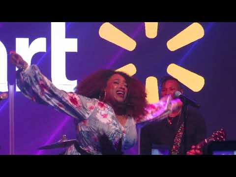Kierra Sheard Essence Music Festival 2018 Part 1 of 2