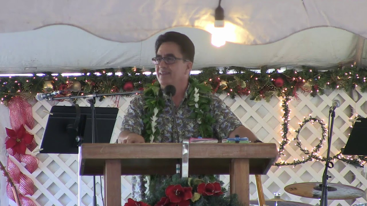 23 December 2018 | 'Christmas Reminders' Luke 2:1-20 | Pastor Charles Couch Jr