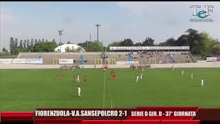 Serie D Girone D Fiorenzuola-V.A.Sansepolcro 2-1