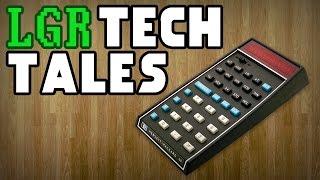 LGR Tech Tales - The Pocket Calculator Wars
