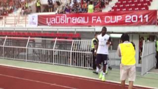 2012 01 11 FA Cup BR PEA 1 0 MT UTD 5 ขุนพลออกมาแล้ว