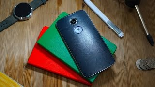Moto X (2014) Durability Report: Life on a Leather Phone