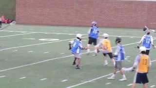 lilton moore jr 2015 nxt southern showcase lacrosse highlights c o 2018 defender