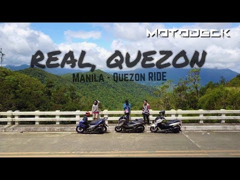 REAL QUEZON RIDE W/ MY BROTHERS  SUMMER BEACH RIDE