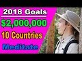 2018 GOAL SETTING STRATEGY    ALL MY GOALS FOR 2018