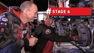 Mammoet Rallysport: Stage 6