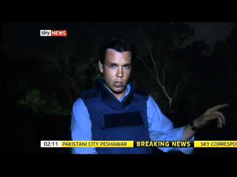 strikes on Tripoli TSky News