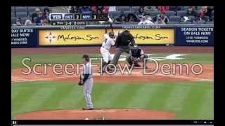 Curtis Granderson 2011 Home Runs