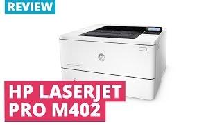 HP LaserJet Pro M402 A4 Mono Laser Printer
