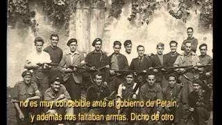 1940-1945. Españoles en la tormenta. Resistencia en Francia