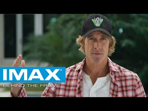 Transformers: The Last Knight IMAX® Behind the Frame