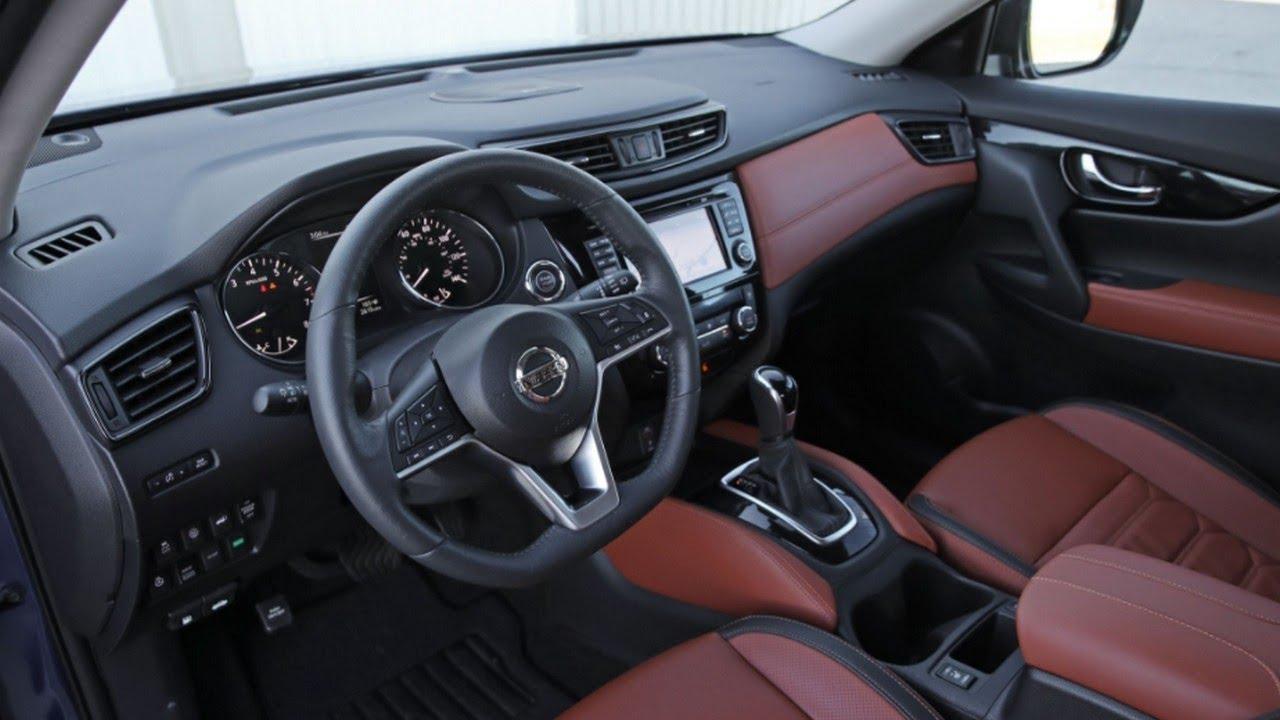 2018 Nissan Rogue Interior Car Tv You