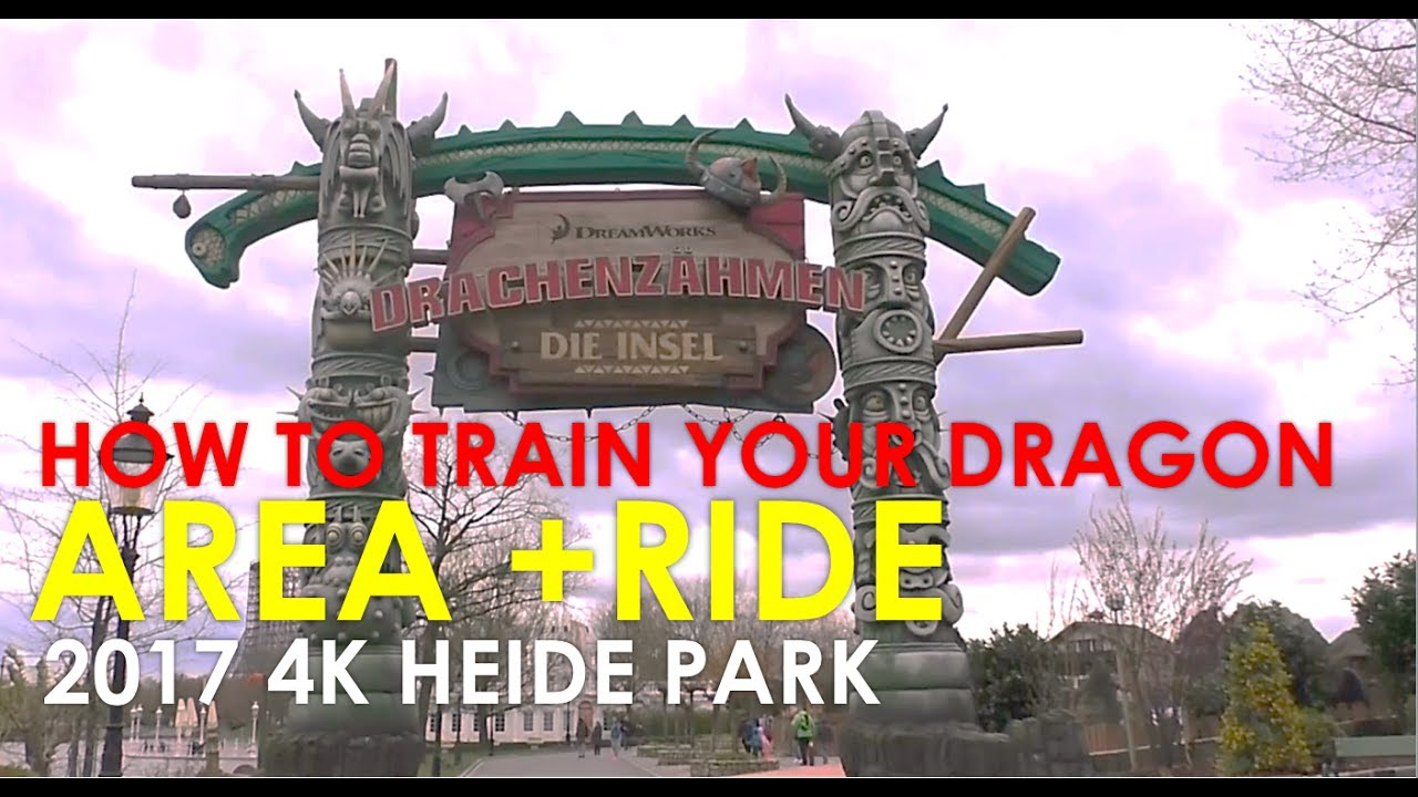 4k how to train your dragon area and ride at heide park germany 4k how to train your dragon area and ride at heide park germany ccuart Choice Image