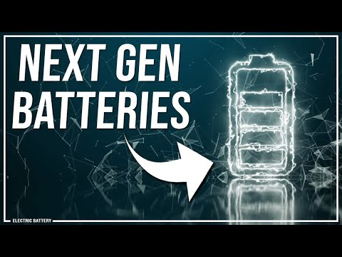 MINDBLOWING!! Here's The Future Of Electric Battery Technology!!