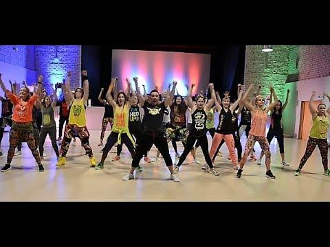 Shakira feat Maluma - Clandestino - Zumba fitness