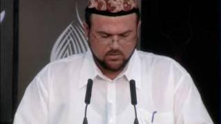 Jalsa Salana Kababir 2009 Day 1-Quran-Qaseda