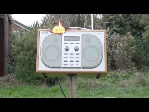 The Dab Radio Fire.
