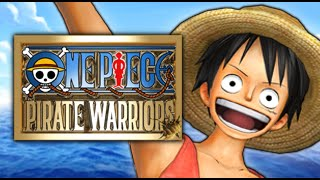 [PS3] One Piece Pirate Warriors *Max Stats+100% Gallery Completed Save*