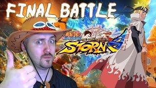 НАРУТО и САСКЕ. Финальная битва! [Naruto S.U.N. Storm 4]#13