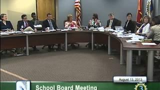 08 13 13 MNPS Board Meeting