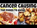 Oncologists Urge You to STOP EATING These 8 FOODS That Are Proven to CAUSE CANCER! FOOD CAUSE CANCER