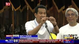 Refly Harun dan Budi Waseso Saling Sindir