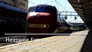 Heimwee Express komt aan op station Amersfoort!