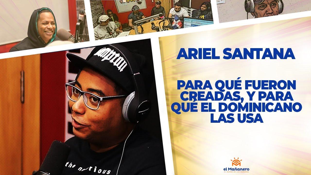 REDES SOCIALES, Para qué fueron creadas y para qué el Dominicano las usa - Ariel Saltana