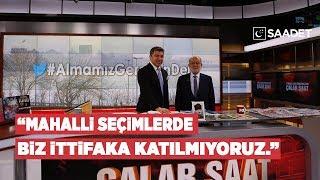 FOX TV | ⏰ Çalar Saat - Temel Karamollaoğlu - 11.02.2019