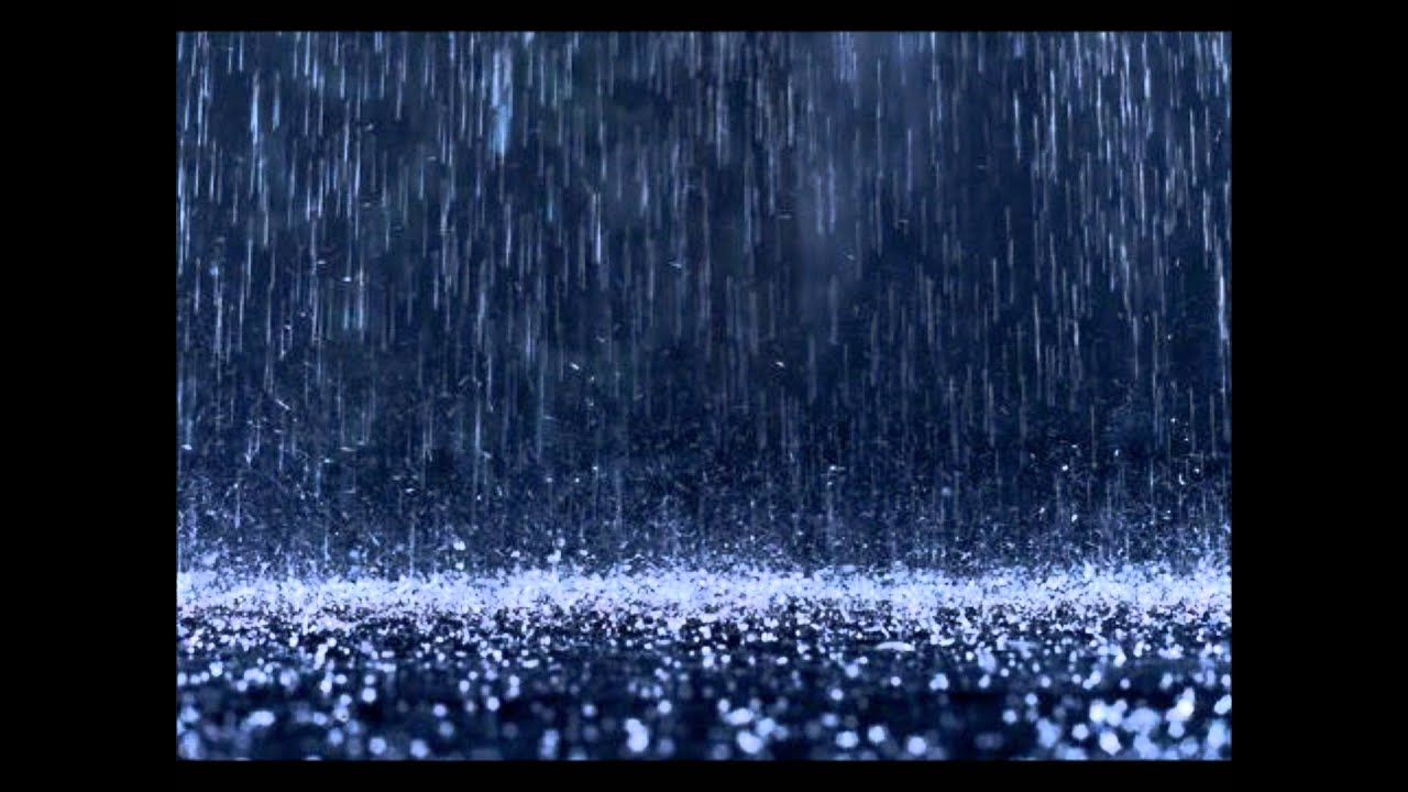 Rain Storm sound effect - YouTube