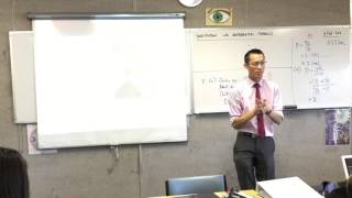 Substitution into Mathematical Formulas (3 of 3: Real World Applications of substitution)