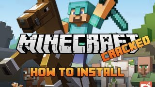 Mongol Minecraft: How to Install Minecraft 1.6/1.5.2 cracked