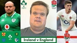 Ireland vs England Predictions   Six Nations 2019 Round 1