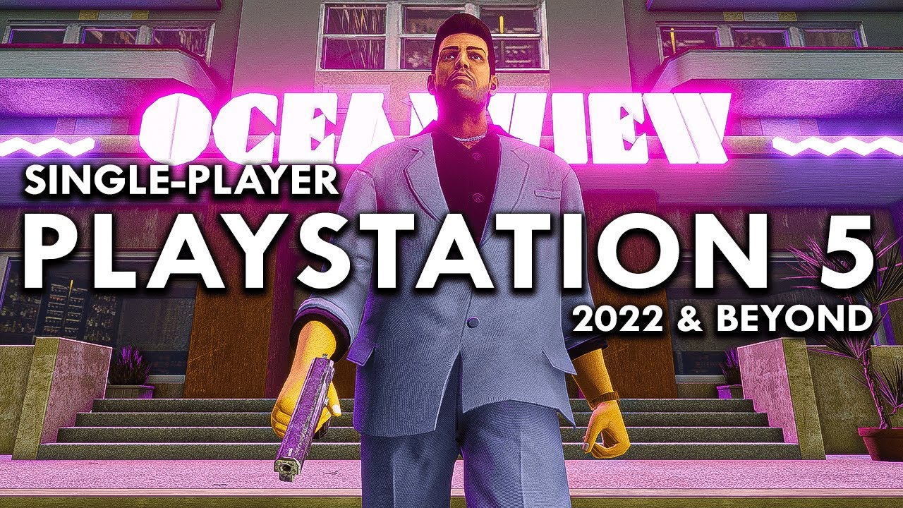 Download 15 NEW Upcoming Single Player PS5 Games of 2022 & 2023 | Gameplay (4K 60FPS)