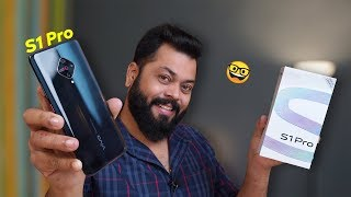 vivo S1Pro Unboxing & First Impressions ⚡⚡⚡ 48MP AI Quad Camera Goodness #StyleLikeAPro