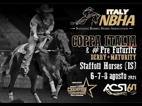 Download Coppa Italia NBHA 2021 Pole Bending Finale