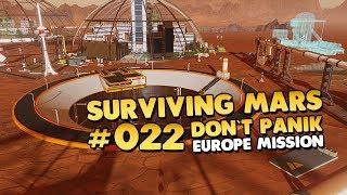 Surviving Mars - Wunder Mohole Mine 🚀 #022 [Let