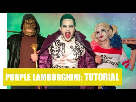 PURPLE LAMBORGHINI - Skrillex & Rick Ross DanceTutorial 2/2   Jayden Rodrigues JROD