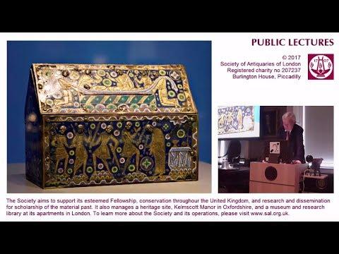 6 June 2017: SAL Public Lecture (Christopher de Hamel FSA)