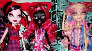 Ghoulebrities in Londoom / Wyprawa Do Londstrachu - Monster High - MegaDyskont.pl