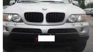 BMW X5 Fuse box Glove box loacation - YouTube | 2004 Bmw X5 Fuse Box Location |  | YouTube