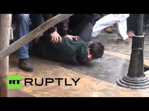 Turkey: Dozens arrested in Berkin Elvan anniversary protest