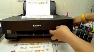 Canon PG810 CL811 PG210 CL211 PG510 CL511CISS DIY Install mipohk