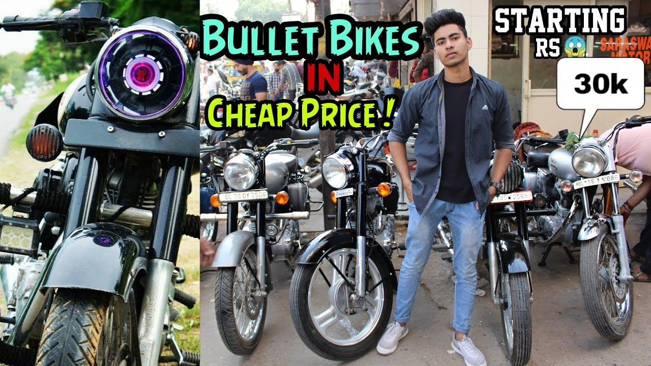 Bullet Bike S Second Hand Royal Enfield Bullet In Cheap Price